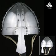Viking Spangenhelm 1 - 16 Gauge & 3mm Nasal
